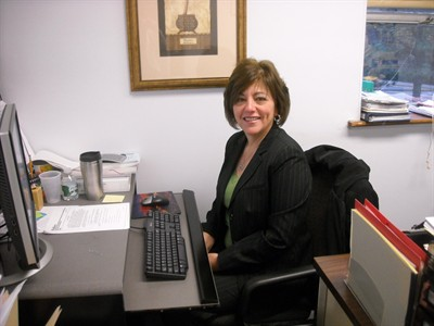 Lois Nunno, Supervisor of Special Services